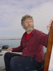 Ian Soutar of Vancouver Island